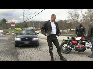 Discovery: Гоночный мотоцикл/Cafe Racer 3 сезон 4 серия