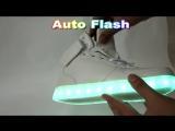 LED Shoes правда чудесно обувь сияет ночью ботинки