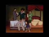 Detectiu Conan - 77 - Els misteriosos assassinats de la família famosa (1ª part)