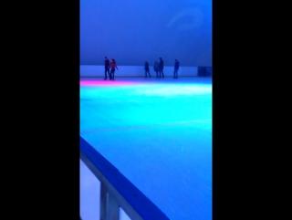 Моя радость на коньках!!!!