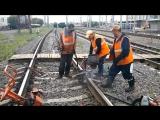 Железнодорожная Термитная Сварка
