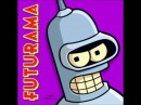 Futurama Original Series Theme by Christopher Tyng full extended soundtrack