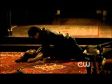 Damon Kiss Scene Katherine The Vampire Diaries season 2 episode 1 The Return