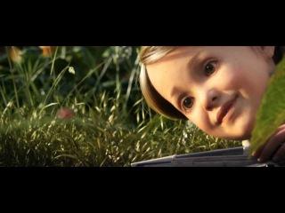Mass Effect 3 Trailer: Take Earth Back (Отбей Землю) [full] [HD] 2