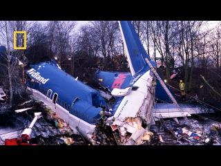 [NG] Felaket Anları - Kegworth Uçak Kazası (Türkçe Belgesel)