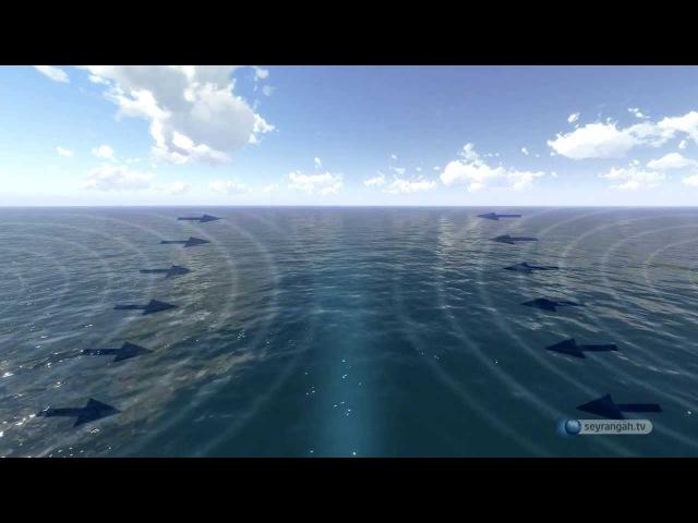 DENİZLERİN BİRBİRİNE KARIŞMAMASI ᴴᴰ | Kuranın Bilimsel Mucizeleri 6