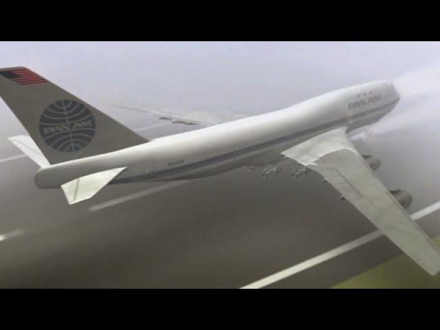 Felaket Anları - Büyük Uçak Kazaları: Pistte Büyük Çarpışma (Türkçe Belgesel)