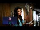 FROZEN Let It Go Multilanguage Clip in Studio Meerdere talen Disney Official HD 1080p