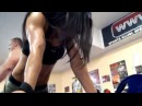 Karina Akmens Motivation of Bodybuilding 2015 №1 от EMPIRE FITNESS