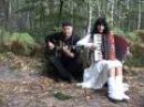 ZAPADA JUZ NOC - instrumental accordion version - WIESLAWA DUDKOWIAK
