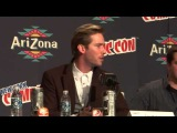 Troy Baker recites Joker
