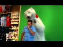 Coke Bear at the Coca-Cola Store in Las Vegas