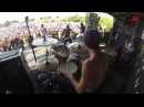 Luke Holland The Word Alive Play the Victim Live