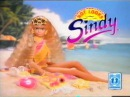 Sindy hot looks doll old TV commercial stará reklama 1992 @ Staré Reklamy