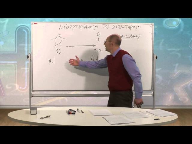 Лекция 11: Издержки перераспределительных процессов.