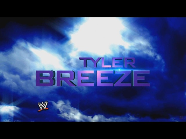 Tyler Breeze 1st Custom Entrance Video Titantron