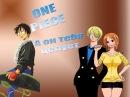 Ван пис А он тебя целует Прикол AMV One Piece