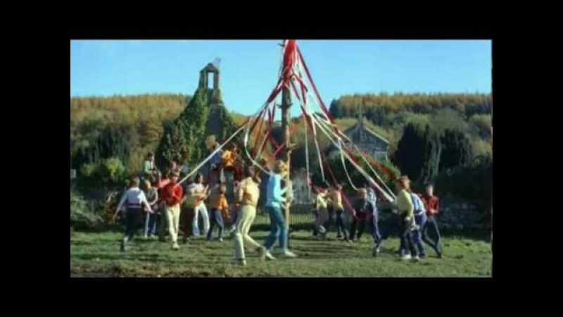 The Wicker Man 1973 Maypole Song