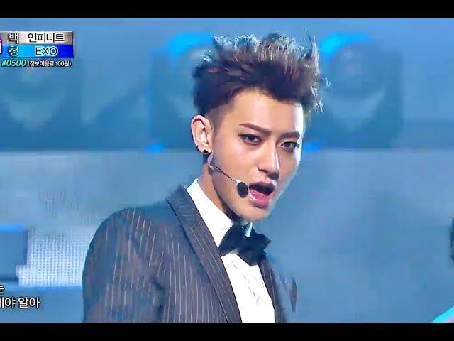 2014 MBC 가요대제전 - 2015년에도 EXO의 인기는 쭉~ Thunder 중독 20141231
