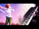 KATAWA SHOUJO ~ Parity Piano Cover