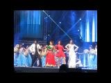 SRK @iamsrk Live Concert in Dubai with Madhuri & Deepika - 1 december 2013 (part 5)