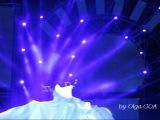 SRK @iamsrk Live Concert in Dubai with Madhuri & Deepika - 1 december 2013 (part 1)