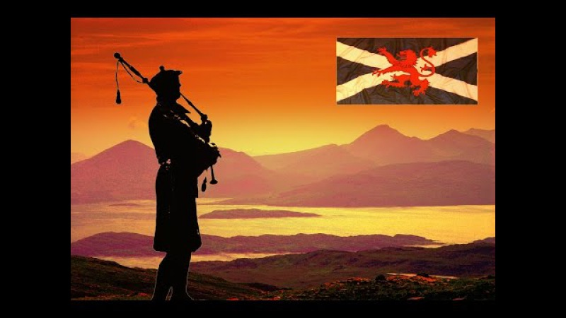 LAST OF THE MOHICANS ~THE GAEL~Royal Scots Dragoon Guards.