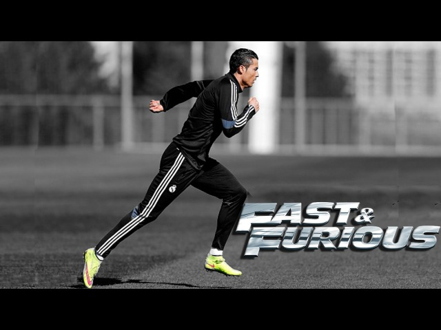 Cristiano Ronaldo ● Fast Farious●Part 1 HD