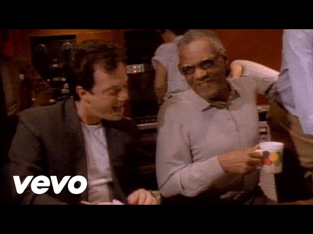 Billy Joel - Baby Grand (Official Video) ft. Ray Charles
