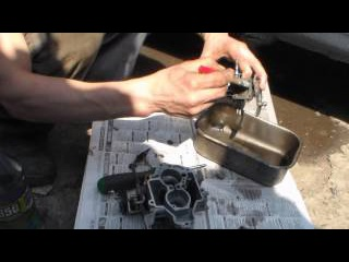 Обслуживание карбюратора солекс 21081 на ЗАЗ 1102