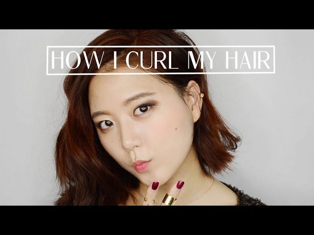 NUME | How I Curl My Hair
