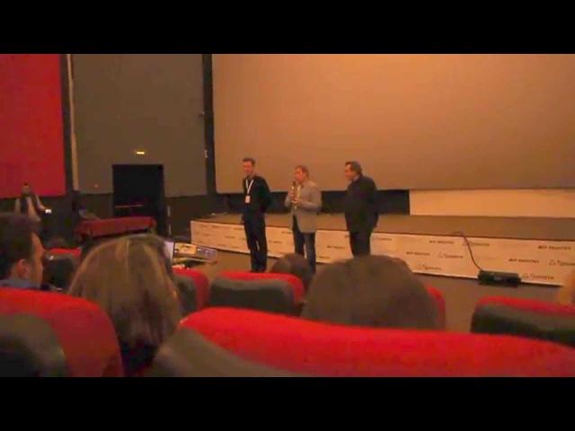 Любовь 3D / Love3D / Гаспар Ноэ / Gaspar Noé /на XXV МКФ