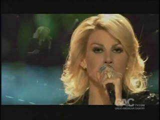 Faith Hill - There Youll Be & Paris LIVE
