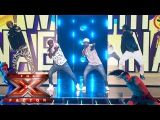 Watch Reggie 'N' Bollie Whip... Watch them Nae Nae Live Week 5 The X Factor 2015