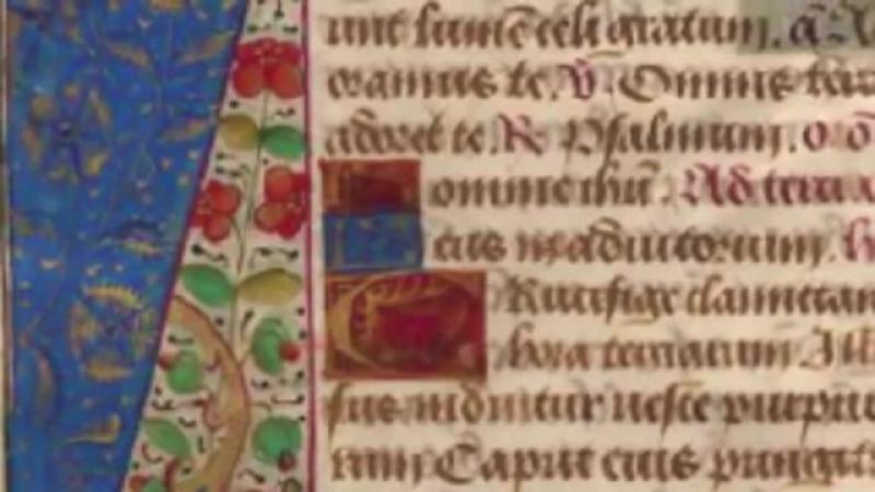 Средневековое церковное песнопение - Kyrie ( Господи, помилуй ). » Freewka.com - Смотреть онлайн в хорощем качестве