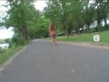 Eliza Nude in Public 3 & 4