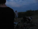Ночная покатушка на карьер в Генеральское 20.06.2015