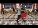 Elena Rojeva Massimo Pianelli Tango Workshop