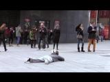 Криштиану Роналду устроил пранк в центре Мадрида, а люди его даже не узнали