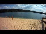 пляж Малибу.