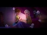 Холодное торжество (мультфильм) Холодне сердце. Эльза. Анна.