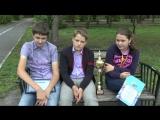 Интервью с самой Необычной командой КВН Чешский Крот Барабинск