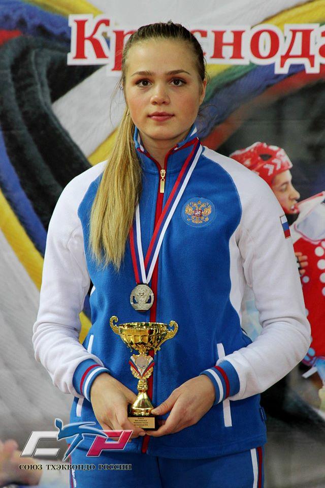 Жданова Карина