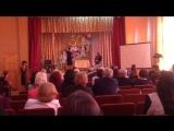 50-років Хустської ЗОШ I-III ст.№4 виступ вчителів частина 1