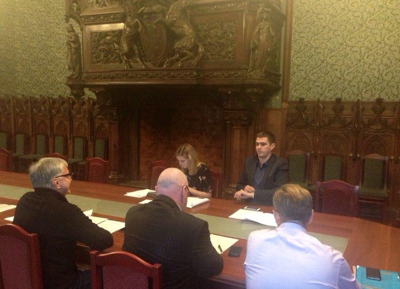 Президиум Общественного совета при ГУ МВД России провел очередное заседание