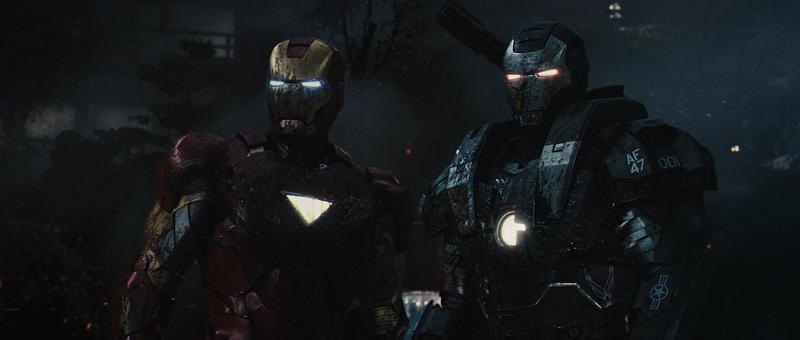 Железный человек 2 / Iron Man 2 (2010) BDRip 1080p (60 fps) скачать торрент