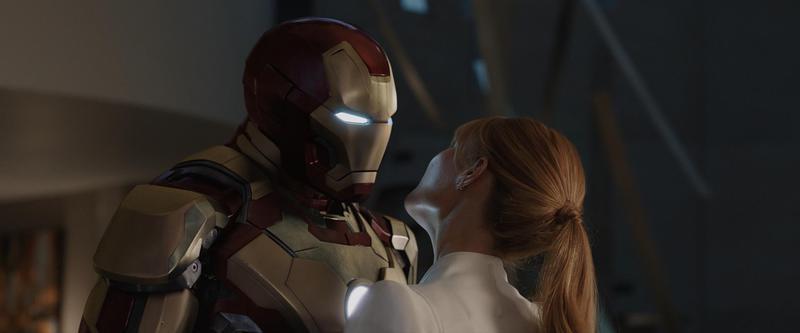 Железный человек 3 / Iron Man 3 (2013) BDRip 1080p (60 fps) скачать торрент
