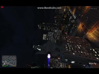 [Mixa_Keveron] Первый раз летаю в гта 5 xDD [17:11][05.12.2015]