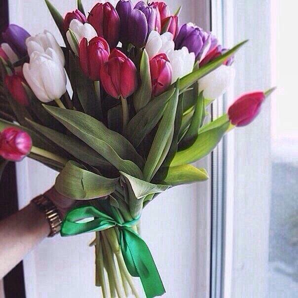 Инстаграм букеты цветов