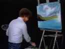 Bob Ross Ebony Sunset - The Joy of Painting (Season 1 Episode 3)